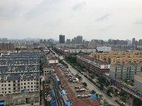 庐江旭东大厦 框架电梯高层 产证满二税低 两房朝南 南北通透 三环路旁边视野开阔