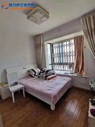 出售庐江 中心城精装3室2厅1卫84.6平米78万住宅