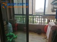 庐江城东 新庐国际小户型套房 简装修二房 南北通透看房方便