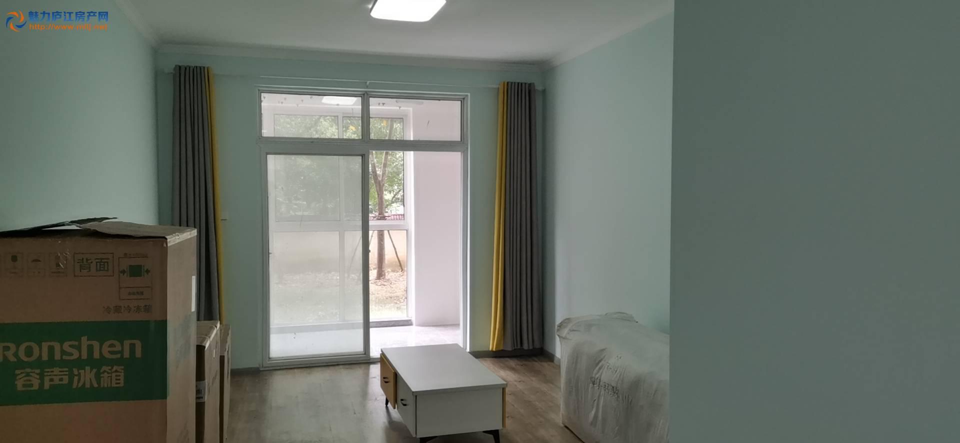 出租城西新村二期1室2厅1卫100平米1333元/月住宅