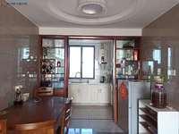 庐江城北豪装三房 业主就过年回来住几天 装修非常新