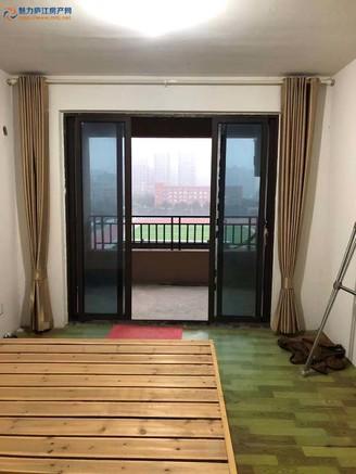 双阳台设计大三房 实验中学仅一路之隔