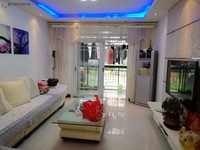 绣溪豪庭 123平三房两卫 精装修 产证满五唯一 挂价86万