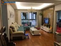 世纪华府3室2厅101平米89.8万,精装全屋定制家具,黄金楼层户型方正
