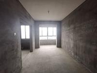世纪华府 庐江一中旁 毛坯3室2厅 东边户 电梯好楼层 南北通透 满二税费少