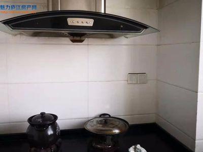 出租庐江 中心城 精装三房 家电齐全 拎包入住