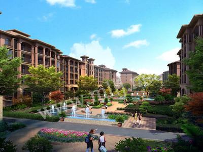 文元学府138平方米4室2厅2卫毛坯加70平方米地墅只要118万