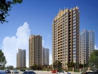 新庐国际 边户好楼层 98平米3室2厅毛坯房 产证满二 挂价76万