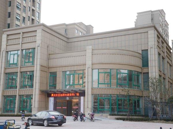 滨河家园 毛坯三房两厅 中上好楼层 50万 随时看房 三中边上 环境好楼间距大
