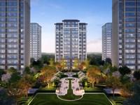 售楼部直售一手团购新房 住在公园里 庐江4中 全天采光