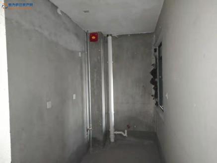 世纪华府 楼王位置 凤凰楼层 毛坯 两室两厅 有钥匙 随时看房 有赠送面积