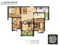 世纪华府 黄金楼层 仅售8150每平 毛坯3室 室室朝南 看房方便 性价比高