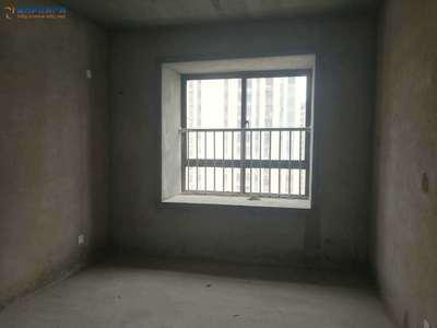 滨河家园3期黄金楼层东边户90平方米3室2厅毛坯只要49.5万