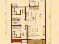 新庐国际 中装2房 产证满2年税少 中间楼层采光好 拎包入住 性价比高 一中对面