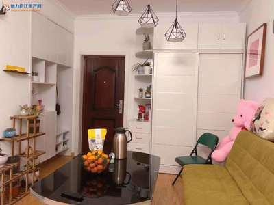 出租文元学府1室1厅1卫56平米1125元/月住宅