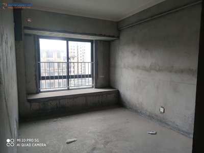 碧桂园天玺黄金楼层边户148平方米4室2厅2卫三房加一厅朝南毛坯110万