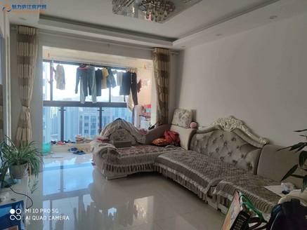 中心城高层产证86平赠送9平精装3室2厅82.8万