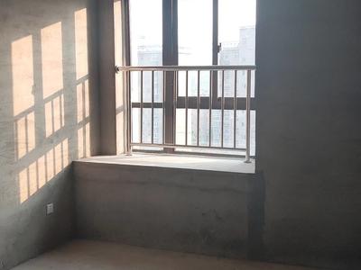庐江新一中对面新庐国际毛坯三房 随心装修 周边配设施完善