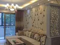 凤凰城 114平三室二厅精装修 保养很好南北通透 挂价102万满二年