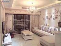 天润公馆 126平欧式精装三室二厅二卫 中央空调整体橱柜品牌家具家电123万