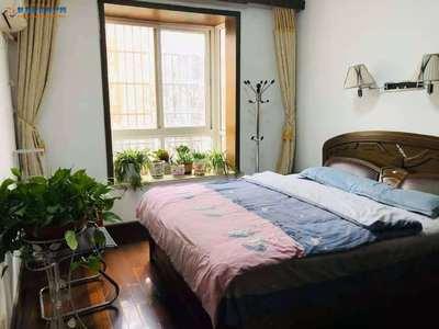 阳光花园 好楼层 91平米 2房2厅精装修 仅售64.5万