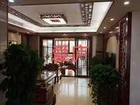 爱庐公园 楼王位置 四室豪华装修100万 红木家具品牌家电 送车位