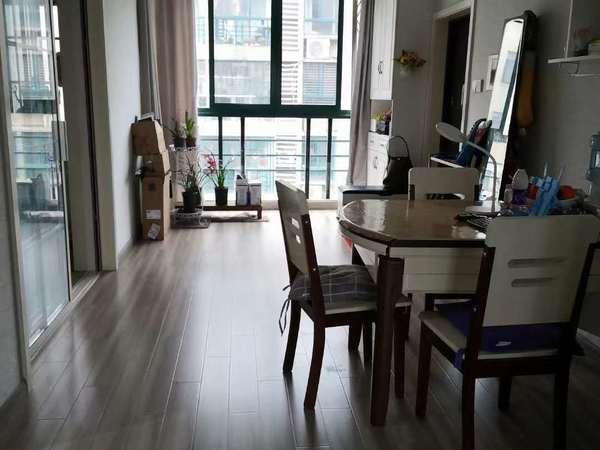 众发名城 框架多层房 117平三室二厅精装修 保养好拎包入住 急售86万