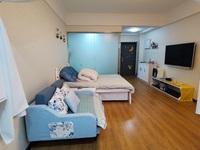 出售庐江方圆荟公寓超好楼层!精装修家电全新齐全。东边户