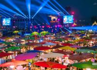 终于定啦!2021庐江县迎来超大型网红灯光美食嘉年华4月29日盛大开幕!领福利