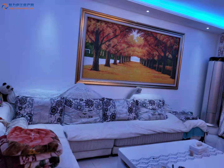 出租 东方华庭4房2厅2卫豪华装修 品牌家电齐全 拎包入住 1.8万一年